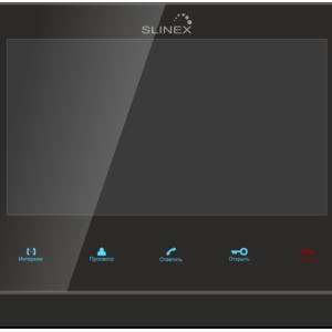 Видеодомофон Slinex SQ-07M чёрный