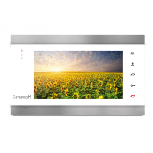 Видеодомофон Intercom IM-02 белый