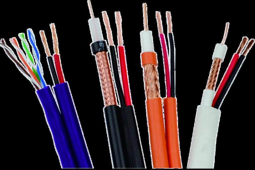 Кабельная продукция и коннекторы