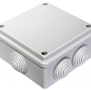 Коробка распаячная IEK КМ41234 100х100х50 мм