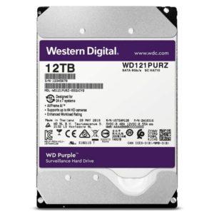 Жёсткий диск Western Digital HDD 12 TB WD121PURZ