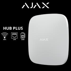 Ajax Hub Plus белая