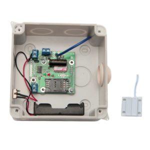 Автономная охранная gsm-сигнализация Контакт v2 геркон