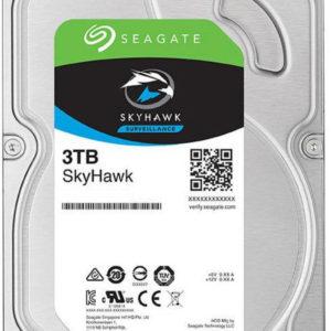 Жесткий диск Seagate SkyHawk HDD 3 TB 5900rpm ST3000VX010